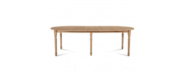 table extensible ronde